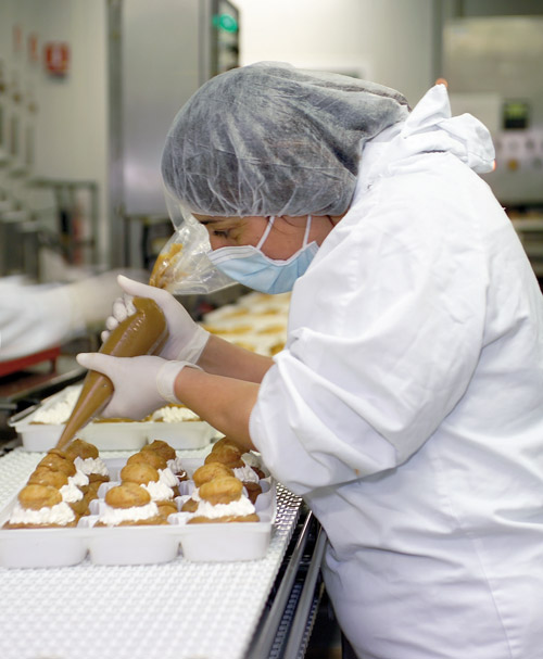 production-patisserie-industrielle