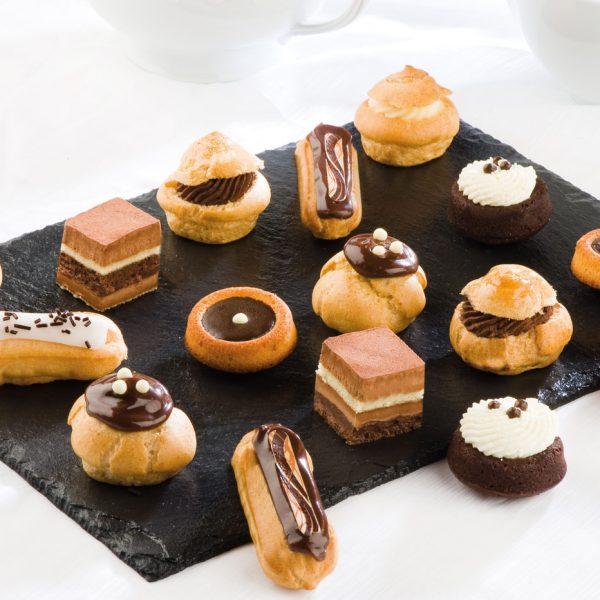 533 16 mini g teaux chocolat florepi. Black Bedroom Furniture Sets. Home Design Ideas